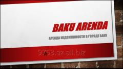 Посуточная, помесячная, квартира в аренду в Баку. Центр, удобное месторасположение Baku arenda