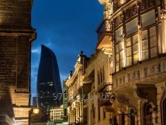 Тур в Баку 2 ночи