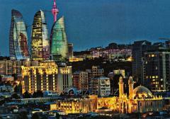 Тур в Баку 4 ночи