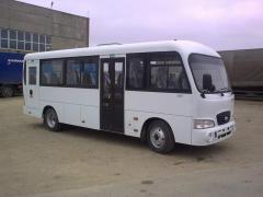 Аренда микроавтобуса Hyundai County