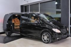 Аренда микроавтобуса Mеrcedes Benz VIANO VIP