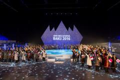 Открытие 42-ой Всемирной Шахматной Олимпиады