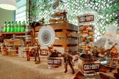 День рождения в стиле игры Call of Duty