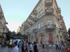 Квартира в центре города, площадь Фонтанов, на длительный срок