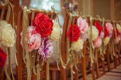 Первый день рождения: цветочный рай