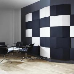 Акустические панели для звукоизоляции