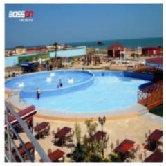 Техническое обслуживание бассейнов и аквапарков