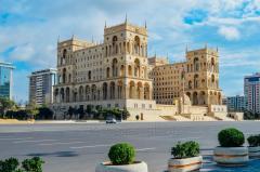Тур Сбежим в Баку 3 ночи 4 дня по пятницам