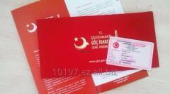 Получения Икамет Изни в Турции и плюс страховка