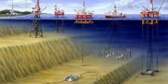 Бурение нефтегазовых и артезианских скважин