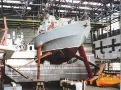 Ремонт и строительство судов