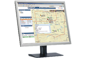 System of monitoring of transport Trackinn