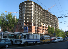 Construction of buildings and constructions