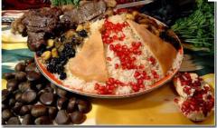 Кухня азербайджанская, восточная