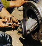 Перекрытие трубопровода с использованием байпаса