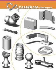 Перевозка Алюминиевые и пвх профили и аксессуары