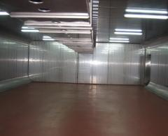 Construction refrigerating and freezers,
