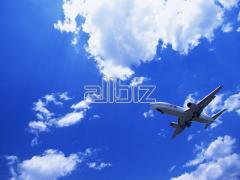 Перевозки авиационные чартерные