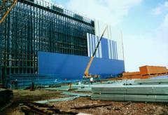 Строительство гражданских объектов