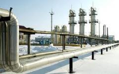 Газотранспортные услуги