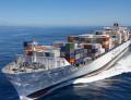Cargo transportation is sea