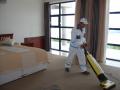Генеральная уборка номеров в гостинице